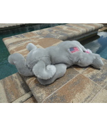 TY Pillow Pals Beanie Babies Baby Righty Elephant Retired Collectible 2000 - $10.00