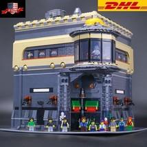 DHL Dinosaur Museum Rivendell Museum 5003Pcs Custom Building Blocks Creator - $217.79
