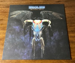 EAGLES ~ ONE OF THESE NIGHTS ORIGINAL FIRST PRESS LP~  EMBOSSED COVER  ~... - $272.25