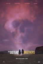 "The Sisters Brothers Movie Poster Jake Gyllenhaal 2018 Film Print 27x40""... - $10.79+"
