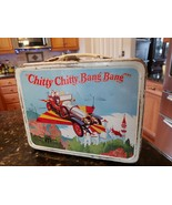 Vintage 1968 Chitty Chitty Bang Bang Metal Lunch Box - $137.03