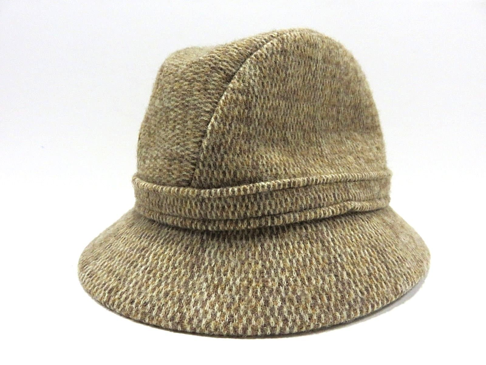 41d9ac6c3 90s Kangol Trilby Fedora Size Large Hat Made and 50 similar items