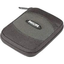 Philips PJ44475 Euro Collection Zip Top Media and Battery Case - $1.00