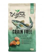 Purina Beyond Grain Free Natural Adult Dry Cat Food Ocean Whitefish Egg ... - $28.04