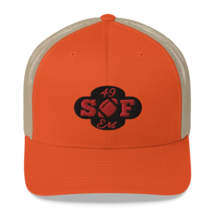 San Francisco Hat / 49ers Hat / Trucker Cap. image 11