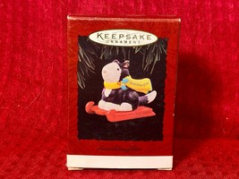 1996 Hallmark Keepsake Ornament  Granddaughter   033-108 - $3.99