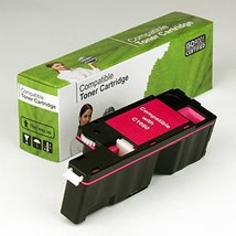 Value Brand replacement for Dell C1660W Magenta Toner(V3W4C) 4J0X7 (1,000 Yield) - $39.89