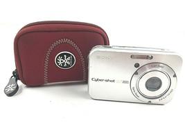 SONY Cyber-Shot DSC-N1 8MP Digital Camera Touch Screen, Tested & Working - $31.95