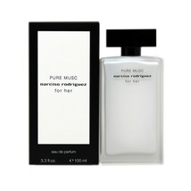 NARCISO RODRIGUEZ PURE MUSC FOR HER EAU DE PARFUM SPRAY 100 ML/3.3 FL.OZ... - $138.11