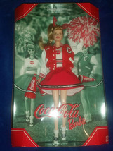 2000 Coca Cola Barbe #4 Cheerleader - Coke - $47.45