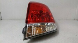 2010-2013 Subaru Legacy Passenger Right Side Tail Light Taillight Oem 85386 - $88.50
