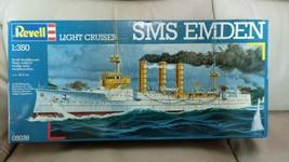 Revell 1:350 German Light Cruiser SMS Emden Plastic Model Kit - $60.80