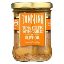 Tonnino Tuna Fillet,Garlc/Olvoil 6.7 Oz (Pack Of 6) - $43.68