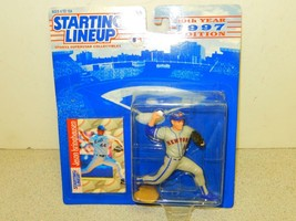 Start LINEUP-MLB-1997- New York Mets- Jason Isringhausen - #44 - Neu L203 - $7.34