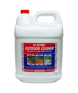 Algae Mold Mildew Moss Stain Remover 30 SECONDS Outdoor Cleaner 2.5 Gal ... - $51.99