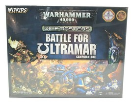 Warhammer 40,000 Dice Masters: Battle for Ultramar Campaign Box by WizKids, NEW - $26.55