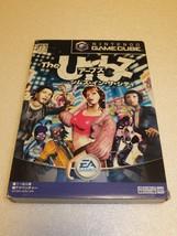 "Nintendo GameCube ""The Urbz"" Game GC- Import JAPAN - $12.99"