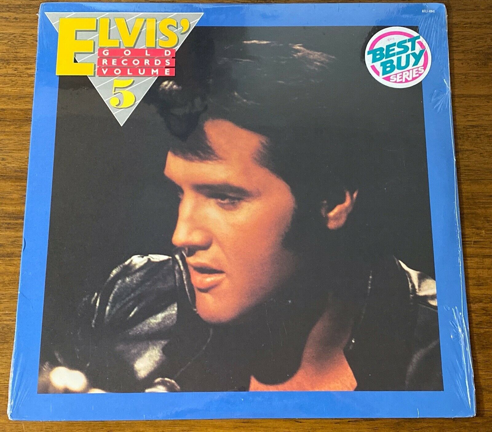 Primary image for ELVIS ~ GOLD RECORDS VOLUME 5  ~ STILL FACTORY SEALED WITH STORE STICKER ~ 1984