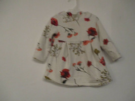 Old Navy Size 12-18 Months Girl's Floral Long Sleeve Dress - $20.00