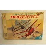ORIGINAL Vintage 1962 Milton Bradley Dogfight Board Game - $74.44