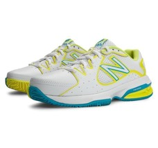 New Balance WC786YB Women's Tennis Sneakers Running Shoes White Yellow B... - $48.51