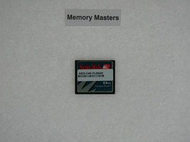 MEM-C4K-FLD64M 64MB Approved Compact Flash Memory for Cisco Catalyst 4500