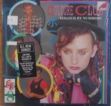 Culture Club Colour By Numbers 1983 Vinyl LP Virgin Records QE 39107 - $12.32