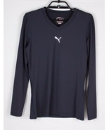 Puma sport life style running power cell women's top black size S - $16.99