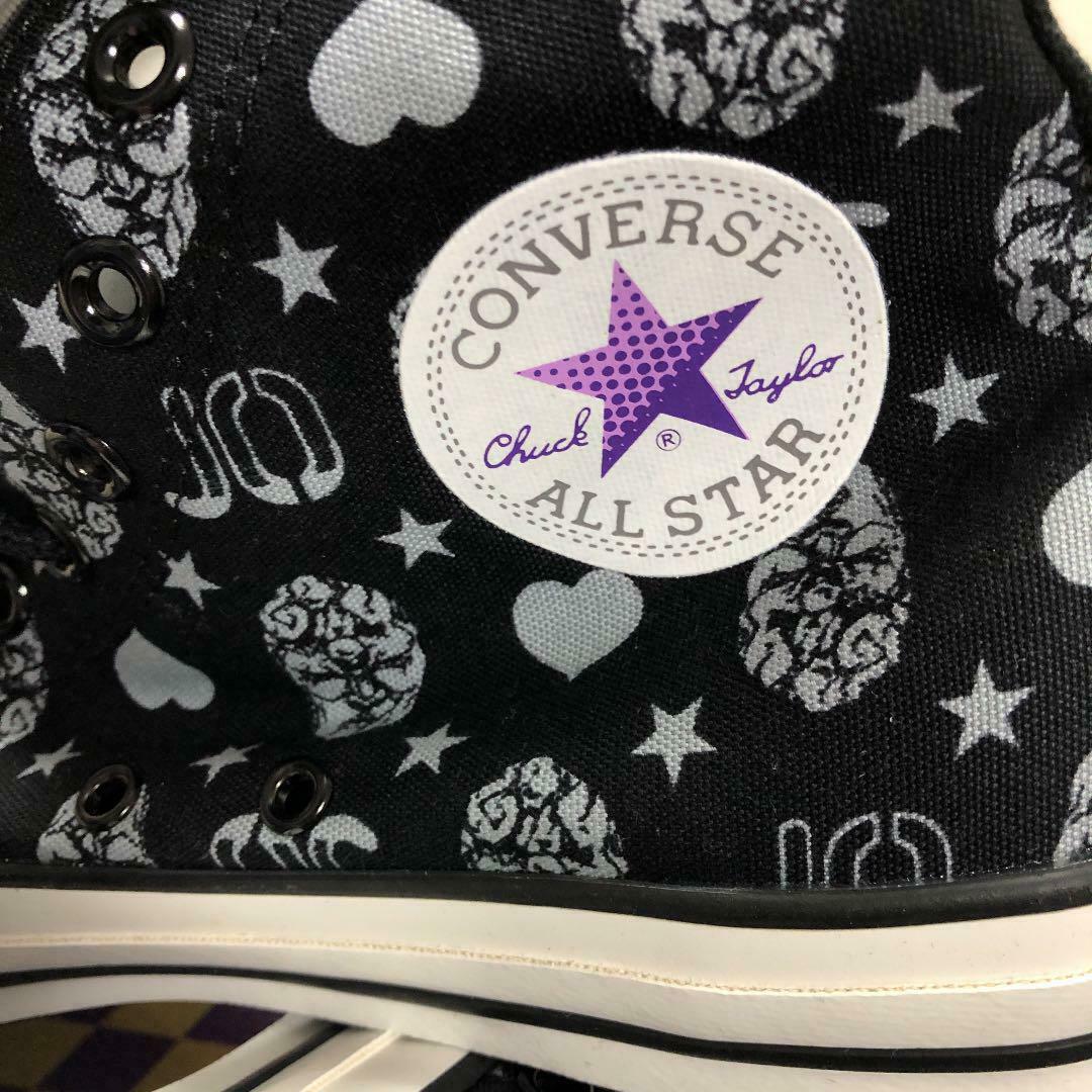 JoJo's Bizarre Adventure Converse High cut sneakers Stone mask 27.5cm US 9 1/2