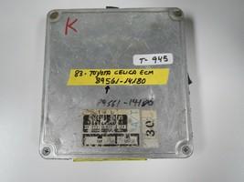 1983 TOYOTA CELICA   ECU  ECM  # 89561-14180 ( PLEASE MATCH # (T-945) - $34.60