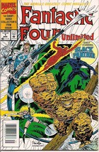 Fantastic Four Unlimited #1 - 5 March 1993 - March 1994 Quarterly Mint C... - $5.39