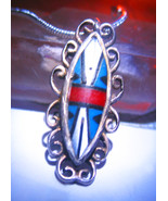 Haunted necklace 3x STRENGTH OF OUR ANCESTORS T... - $59.77
