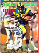 Sports Illustrated Magazine, October 17 1983, Running Wild - $3.25