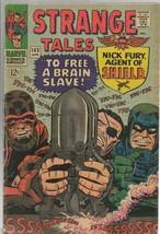 Strange Tales #143 ORIGINAL Vintage 1966 Marvel Comics Nick Fury SHIELD - $29.69
