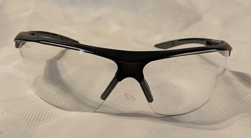 John Deere LP 64802 Traction X Black And Gray Safety Glasses