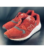 New Balance 999 Burgundy Suede Made In USA Running Shoes M999CMR Size 10... - $108.89