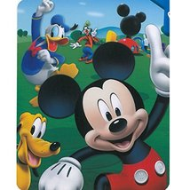 Mickey Mouse - Playhouse 40x50 Mink Style Blanket in Gift Box - $27.71