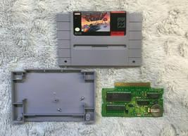 F Zero Super Nintendo Video Game Authentic SNES Cartridge - $18.99