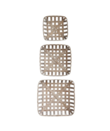Wood Tobacco Baskets - $207.90
