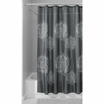 Interdesign Dandelion Fabric Shower Curtain Water-Repellent And Mold- An... - $14.84+