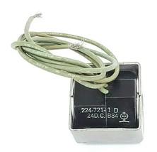 ASCO 224-721-1D SOLENOID COIL 2247211, 24D.C. image 1
