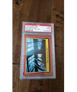 1983 TOPPS STAR WARS RETURN OF THE JEDI THE RANCOR PIT CARD  # 36 PSA 9 ... - $24.74