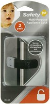 Safety 1st Multi-Purpose Appliance Lock Decor, 2-Count (Packaging May Vary) - $6.79