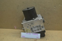07-09 Ford Mustang 4.6L ABS Pump Control OEM Module 7R332C353AD 217-16B4 - $36.99