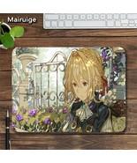 Mairuige® Anime Girls Violet Evergarden Comic Mousemat Small Size22x18cm - $4.24+