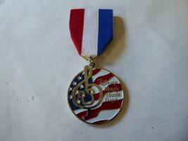 Disney Trading Pins 47680 WDW - Magic Music Days 2006 - Medal - $9.46
