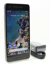 "Google Pixel 2 - 64GB | 4G LTE (FACTORY UNLOCKED) 5.0"" Smartphone | Black"