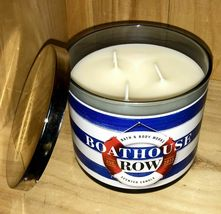 Bath & Body Works 3-wick Candle Limited Edition rare hard to find scent 14.5 oz image 15