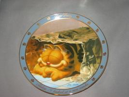 Garfield Danbury Mint Collector Plate - $19.99