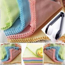 Microfiber Cleaning Cloth Laptop Camera Lens Eyeglasses TV Phone LCD Screen Lot image 3